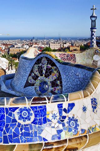 Parc Güell de Gaudí